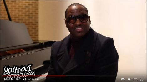 Johnny Gill New NE ALbum