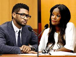 Usher and Tameka Divorce