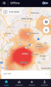 Uber Surge