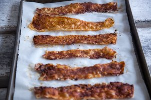 Rice Paper Bacon