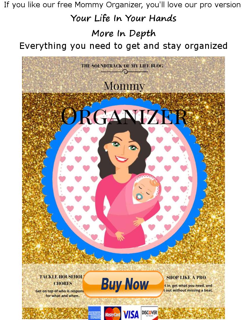 Mommy Organizer Pro